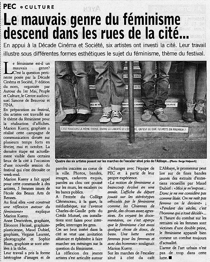 article de L'écho
