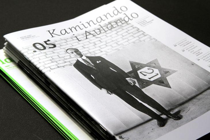Kaminando i Avlando + Niuz
