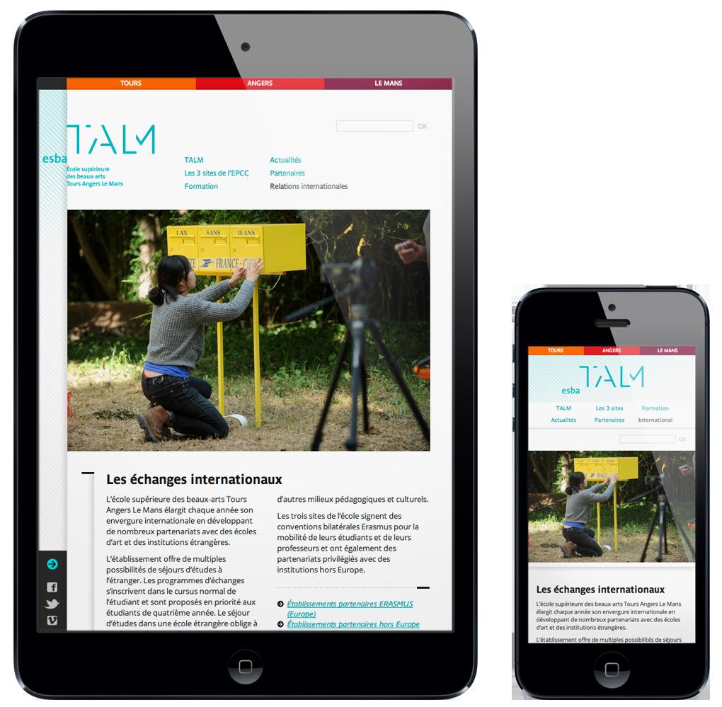 TALM-responsive